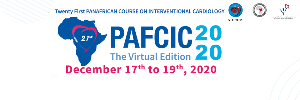 PAFCIC 2020 The Virtual Edition